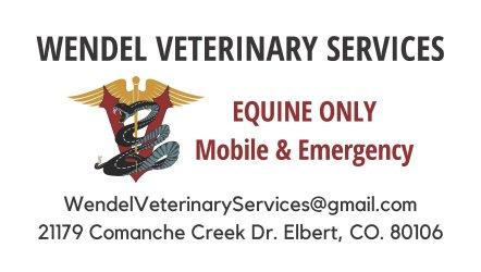 Wendel Veterinary Services